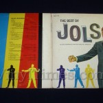 "294 Al Jolson""The Best Of Al Jolson"" Vinyl LP Record Album gatefold cover outside"