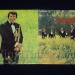 "298 Herb Alpert & The Tijuana Brass ""The Best Of The Brass"" Vinyl LP Record Album gatefold cover outside"