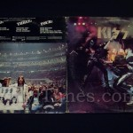 "311 Kiss ""Alive!"" Vinyl LP Record Album gatefold cover outside"