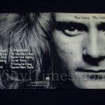 """319 Phil Collins """"Face Value"""" Vinyl LP Record Album gatefold cover outside"""