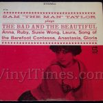 """330 Sam """"The Man"""" Taylor - """"The Bad and The Beautiful"""" Vinyl LP Record Album"""