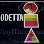 "333 Odetta - ""My Eyes Have Seen"" Vinyl LP Record Album"