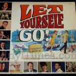 "341 ""Let Yourself Go!"" Vinyl LP Record Album"