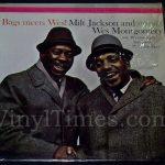 "351 Milt Jackson & Wes Montgomery - ""Bags Meets Wests"" Vinyl LP Record Album"