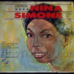 "353 Nina Simone - ""Starring Nina Simone"" Vinyl LP Record Album"