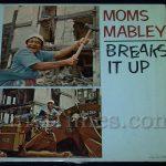 "354 Moms Mabley - ""Breaks It Up"" Vinyl LP Record Album"