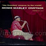 "355 Moms Mabley - ""The Funniest Woman In The World"" Vinyl LP Record Album"