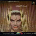 "359 Martin Denny - ""Exotica"" Vinyl LP Record Album with Sandy Warner cover"