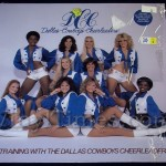 "363 Dallas Cowboys Cheerleaders - ""In Training With..."" Vinyl LP Record Album"