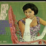 "367 Anita O'Day and Billy May - ""Swing Rogers and Hart"" Vinyl LP Record Album"