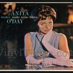 "368 Anita O'Day - ""Waiter, Make Mine Blues"" Vinyl LP Record Album"