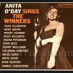 "370 Anita O'Day - ""Sings The Winners"" Vinyl LP Record Album"
