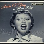 "371 Anita O'Day - ""At Mister Kelly's"" Vinyl LP Record Album"