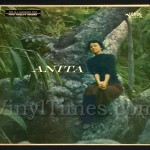 "374 Anita O'Day - ""Anita"" Vinyl LP Record Album"