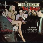 "375 ""Beer Drinkin' Sing Alongs!!""  Vinyl LP Record Album"