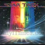 "378 Soundtrack - Star Trek The Motion Picture"" Vinyl LP Record Album"
