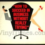 "383 Broadway - ""How To Succeed In Business Without Really Trying"" Vinyl LP Record Album"