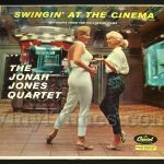 "385 Jonah Jones Quartet - ""Swingin' At The Cinema"" Vinyl LP Record Album"