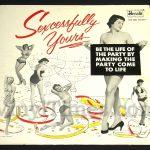 "388 Humor - ""Sexcessfully Yours"" Vinyl LP Record Album"