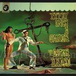 """389 Oscar Brand - """"Every Inch A Sailor"""" Vinyl LP Record Album"""