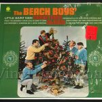 "397 Beach Boys - ""Christmas Album"" Vinyl LP Record Album"