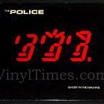 """405 Police - """"Ghost In The Machine"""" Vinyl LP Record Album"""