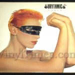 "415 Eurythmics - ""Touch"" Vinyl LP Record Album"