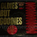 "418 Various - ""oldies But Goodies, Vol 9"" Vinyl LP Record Album"