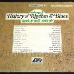 "419 Various - ""History of Rhythm & Blues, Vol 3, Rock & Roll 1956-57"" Vinyl LP Record Album"
