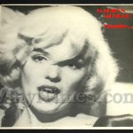 "424 Marilyn Monroe - ""Chante"" Vinyl LP Record Album"