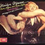 "427 Marilyn Monroe - ""Never Before and Never Again"" Vinyl LP Record Album"