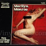 "Marilyn Monroe - ""Rare Recordings 1948-1962"" Vinyl LP Record Album"
