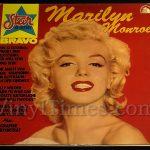 "Marilyn Monroe - ""Marilyn Monroe"" Vinyl LP Record Album"