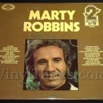 "Marty Robbins - ""The Marty Robbins Collection"" Vinyl LP Record Album"