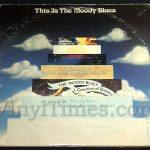 "Moody Blues - ""This Is The Moody Blues"" Vinyl LP Record Album gatefold cover"