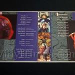 "Soundtrack - ""FM"" Vinyl LP Record Album gatefold cover inside"