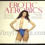 "Fitness - ""Erotic Aerobics"" Vinyl LP Record Album gatefold cover"