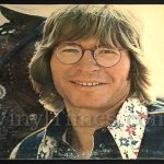 "John Denver - ""Windsong"" Vinyl LP Record Album gatefold cover"