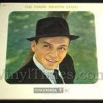 "Frank Sinatra - ""The Frank Sinatra Story"" Vinyl LP Record Album gatefold cover"