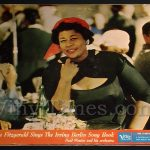 "Ella Fitzgerald - ""Sings The Irving Berlin Song Book"" Vinyl LP Record Album gatefold cover"
