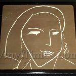 "Ella Fitzgerald - ""Sings The Harold Arlen Songbook"" Vinyl LP Record Album gatefold cover"