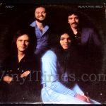 "Poco - ""Head Over Heels"" Vinyl LP Record Album"
