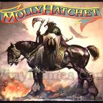 "Molly Hatchet - ""Molly Hatchet"" Vinyl LP Record Album"