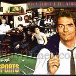 "Huey Lewis & The News - ""Sports"" Vinyl LP Record Album"