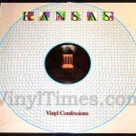 """Kansas - """"Vinyl Confessions"""" Vinyl LP Record Album"""