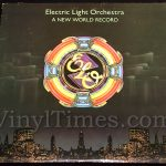 "Electric Light Orchestra - ""A New World Record"" Vinyl LP Record Album"