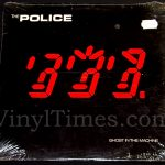 "Police - ""Ghost In The Machine"" Vinyl LP Record Album"