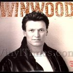 "Steve Winwood - ""Winwood"" Vinyl LP Record Album"