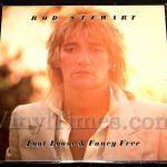 "Rod Stewart - ""Foot Loose and Fancy Free"" Vinyl LP Record Album"