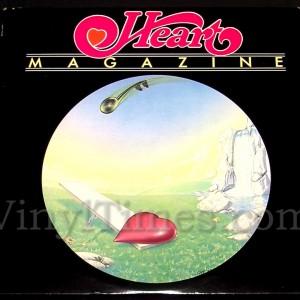 "Heart - ""Magazine"" Vinyl LP Record Album"